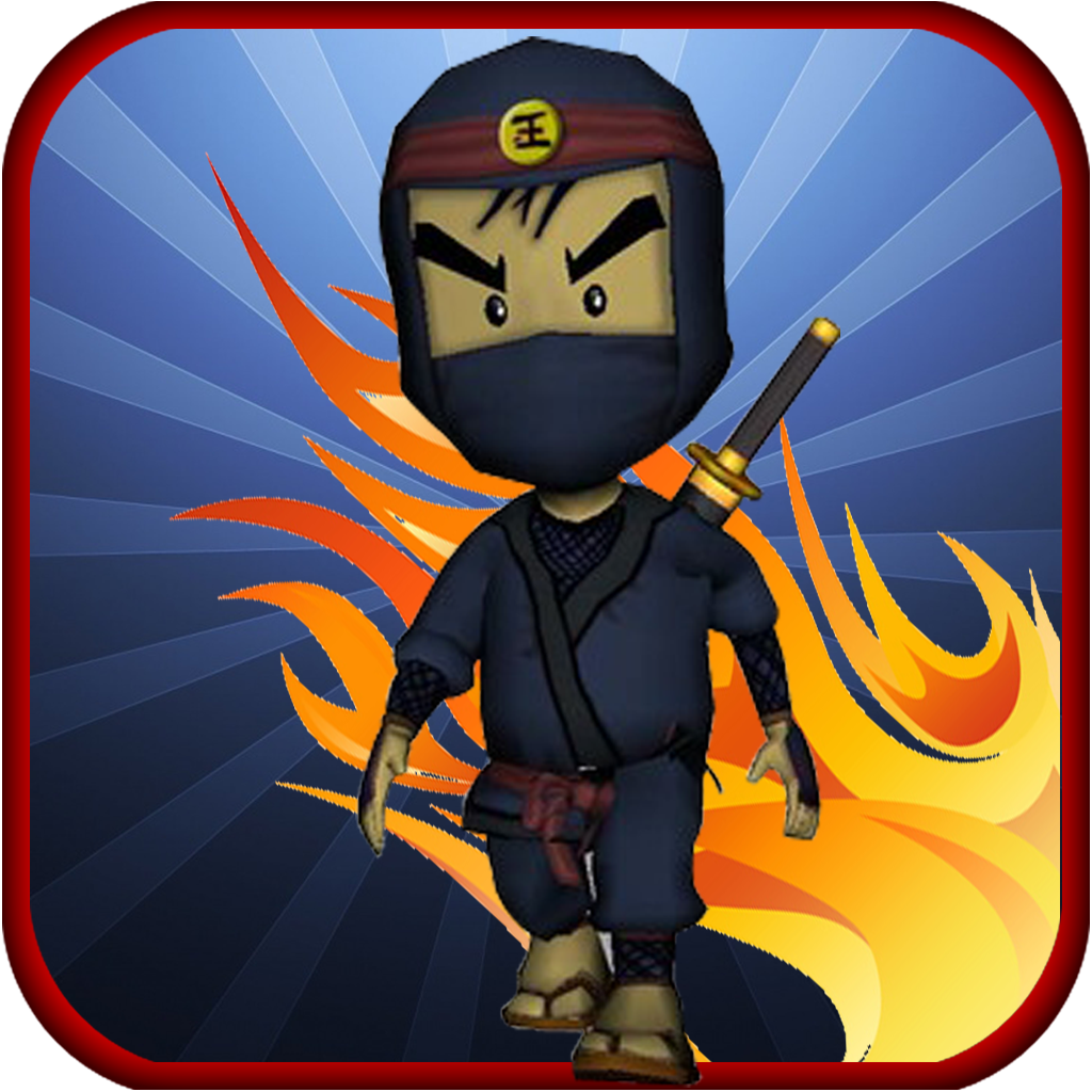 A Baby Ninja Run Free - Best Karate Samurai Assassin Games