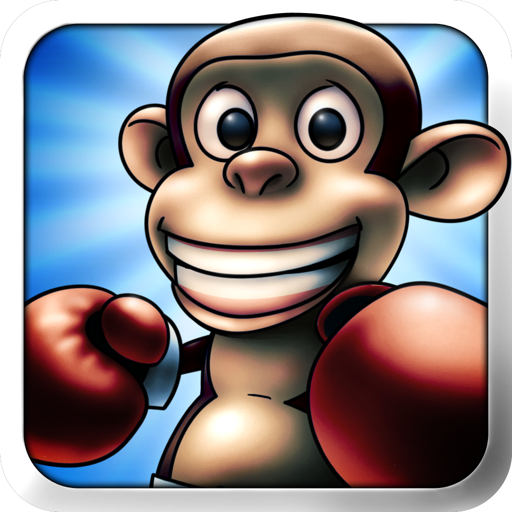 Monkey Boxing by Crescent Moon Games icon